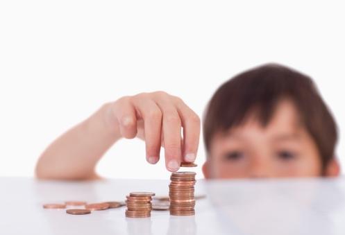 Bankrekening voor kinderen